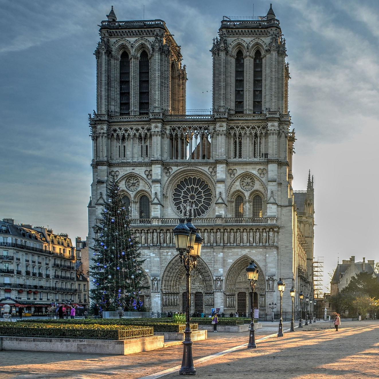 Olyan lesz a Notre Dame, amilyen volt